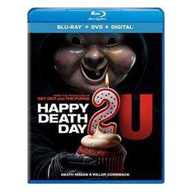 Boldog halálnapot 2. (Blu-ray)