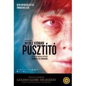 Pusztító (DVD) *2018*
