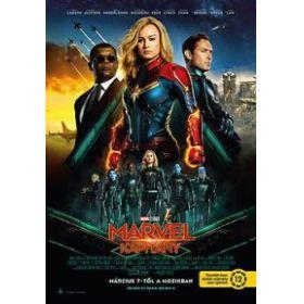 Marvel Kapitány (DVD)