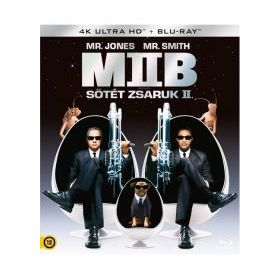Men in Black - Sötét zsaruk 2. (4K UHD+Blu-ray)