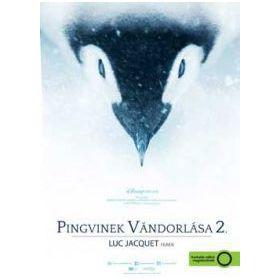 Pingvinek vándorlása 2. (DVD)