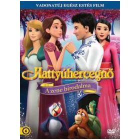 Hattyúhercegnő: A zene birodalma (DVD)