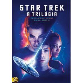 Star Trek: A trilógia (3 DVD)