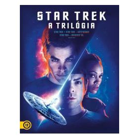 Star Trek: A trilógia (3 Blu-ray)