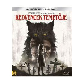 Kedvencek temetője (2019) (UHD+Blu-ray)