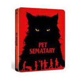 Kedvencek temetője (2019) - limitált, fémdobozos változat (steelbook) (Blu-ray)