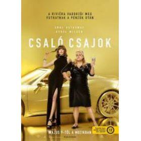 Csaló csajok (DVD)