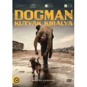Dogman-Kutyák királya (DVD)