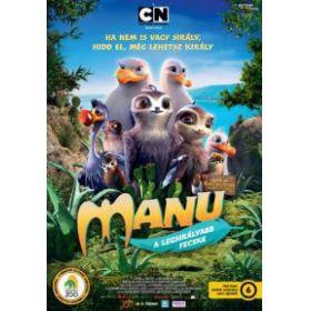 Manu – A legsirályabb fecske (DVD)