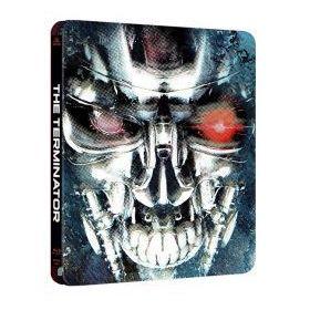 Terminátor -A halálosztó -2019-es fémdobozos változat (steelbook) (Blu-ray)