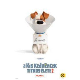 A kis kedvencek titkos élete 2. (DVD)