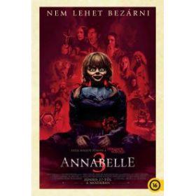 Annabell 3. (Blu-ray) - limitált, fémdobozos változat (steelbook)