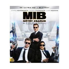 Men in Black – Sötét zsaruk a Föld körül (4K UHD + Blu-ray)