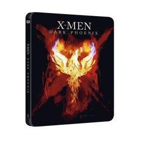 X-Men: Sötét Főnix (Blu-ray) - limitált, fémdobozos változat (steelbook)