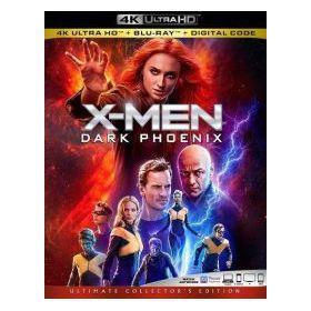 X-Men: Sötét Főnix (4K UHD+Blu-ray)