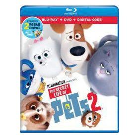 A kis kedvencek titkos élete 2. (Blu-ray)