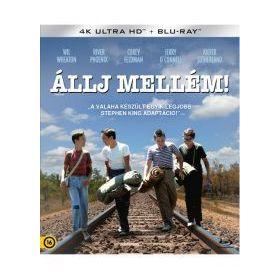 Állj mellém! (4K UHD + Blu-ray)