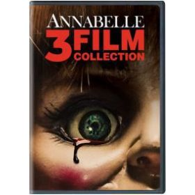 Annabelle gyűjtemény 1-3. (3 DVD)
