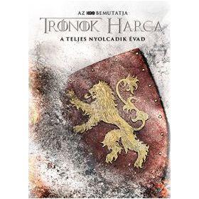 Trónok harca 8. évad - Lannister oring (4 DVD)