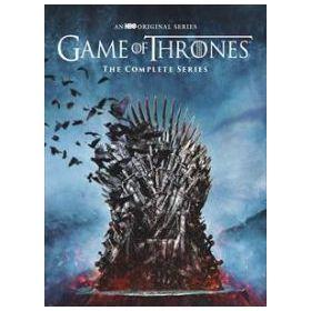 Trónok harca 1-8. évad (39 DVD)