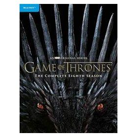Trónok harca 8. évad (3 Blu-ray)