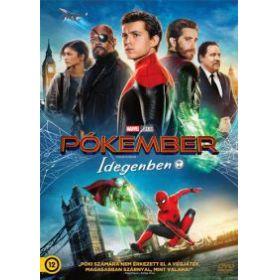 Pókember: Idegenben (DVD)