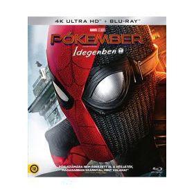 Pókember: Idegenben (4K UHD + Blu-ray)