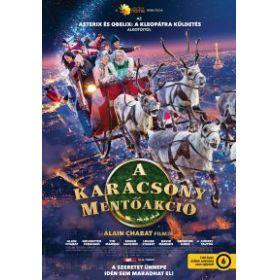 A karácsony mentőakció (DVD)