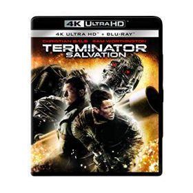 Terminátor - Megváltás (4K UHD + Blu-ray)