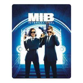 Men in Black – Sötét zsaruk a Föld körül (4K UHD + Blu-ray) - limitált, fémdobozos változat ( szereplők steelbook)