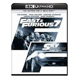 Halálos iramban 7. (4K UHD + Blu-ray)