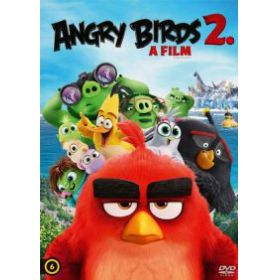 Angry Birds 2. – A film (DVD)