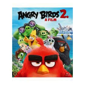 Angry Birds 2. – A film (Blu-ray)
