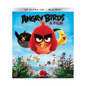 Angry Birds - A film (4K UHD+Blu-ray)