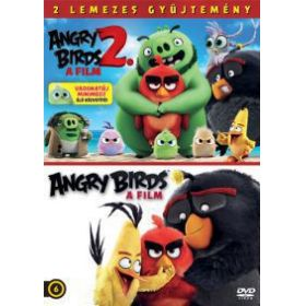 Angry Birds 1-2. – A filmek (2 DVD)