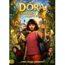 Dóra és az elveszett aranyváros (DVD)
