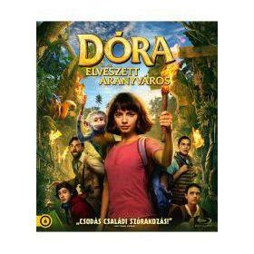 Dóra és az elveszett aranyváros (Blu-ray)