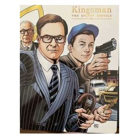 Kingsman: A titkos szolgálat (Blu-ray) - limitált, fémdobozos változat (