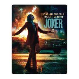 Joker - limitált fémdobozos (4K UHD + Blu-ray)