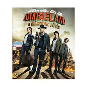 Zombieland: A második lövés (Blu-ray)