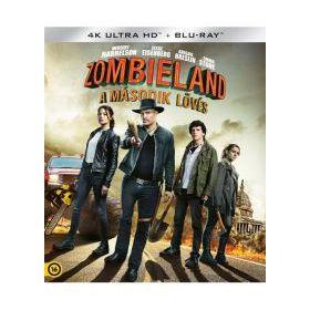 Zombieland: A második lövés (4K UHD + Blu-ray)