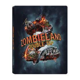 Zombieland: A második lövés (4K UHD + Blu-ray) - limitált, fémdobozos változat (steelbook)
