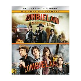 Zombieland 1-2.  (4K UHD + Blu-ray)