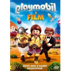 Playmobil: A Film (DVD)