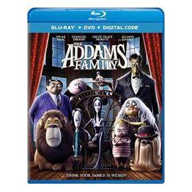 Addams Family - A galád család (Blu-ray)