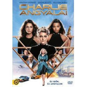 Charlie angyalai (2019) (DVD)