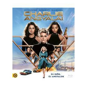 Charlie angyalai (2019) (Blu-ray)