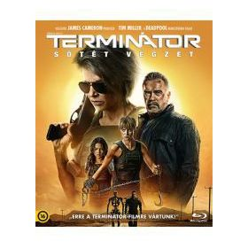 Terminátor: Sötét végzet (Blu-ray)