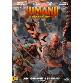 Jumanji - A következő szint (DVD)