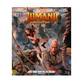 Jumanji - A következő szint (Blu-ray)